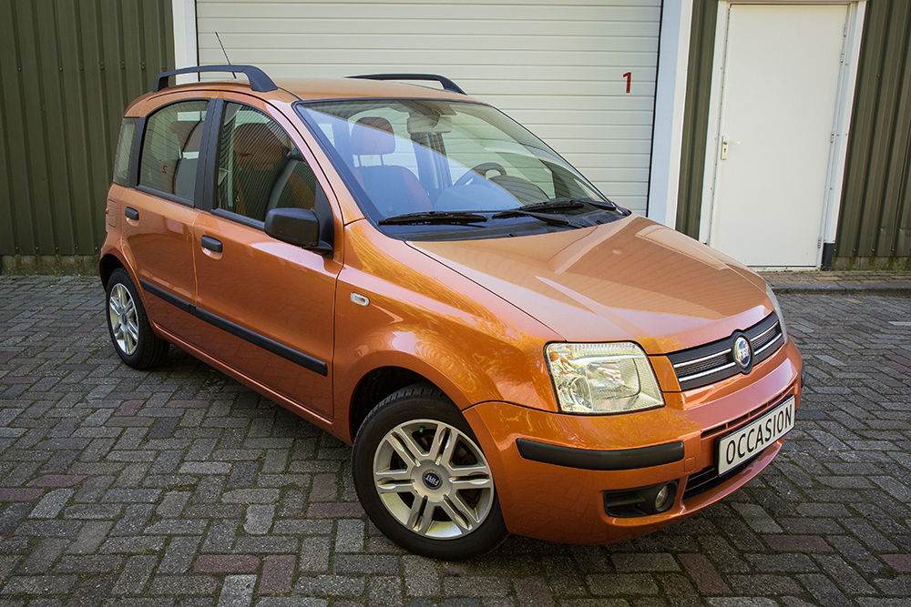 Fiat Panda  1.2 Emotion  5DRS
